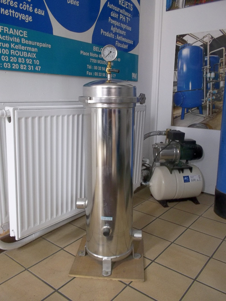 filtration eautex traitement industriel de l 39 eau. Black Bedroom Furniture Sets. Home Design Ideas